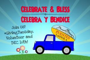 Celebra y Bendice POSTER